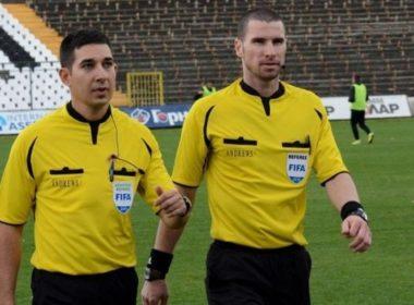 Кабаков и Маргаритов пак с отлични оценки от УЕФА, дават им нов престижен наряд в групите на Лига Европа