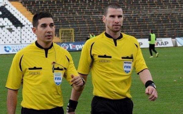 Избраха Мартин Маргаритов за най-добър футболен асистент-съдия на България за 2018-та година