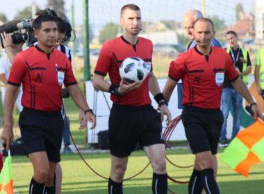 Наши футболни рефери с нов престижен наряд, ръководят Австрия – Северна Ирландия от Лигата на нациите