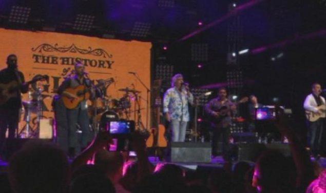 """3000 пяха и танцуваха с кралете на фламенкото """"Джипси Кингс"""" на феста в Банско"""