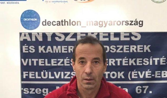 Наш съдийски комисар с престижно трето място на тежък супермаратон в Унгария