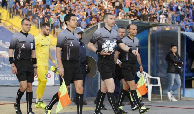 Нов престижен наряд за Кабаков, Маргаритов и Вълков, свирят на световния вицешампион Хърватска