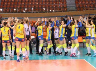 Марица постигна историческа победа в Шампионската волейболна лига
