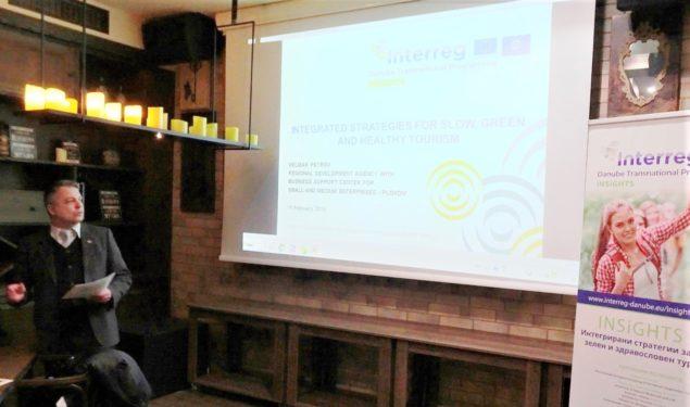 Презентират концепцията от бавно хранене към бавен, зелен и здравословен туризъм на гастрономическия Slow Food фест в Пловдив