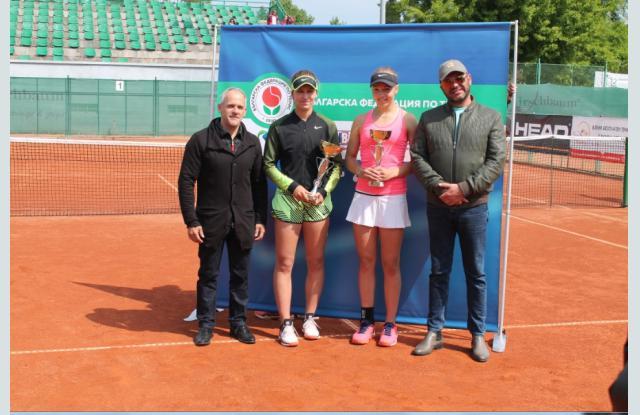 Plovdiv cup - tenis